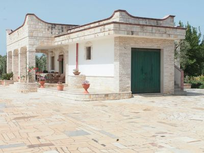 Photo for Villa holiday near the beach and to Ostuni