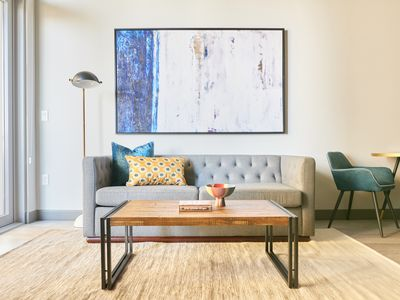 Photo for Sonder | 1BR + Balcony | Civic Space Park