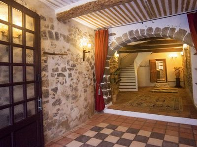 Photo for MAISON BACCHUS - New Renovation Medieval House!