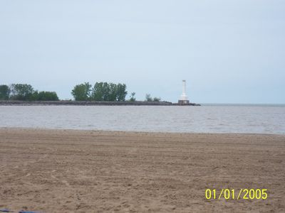 Photo for WONDERFUL HOME BY NICKEL PLATE BEACH/MINUTES TO CEDAR POINT