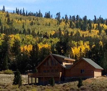 Photo for Colorado Mountain Paradise-Constructed On 3 Sunny Acres