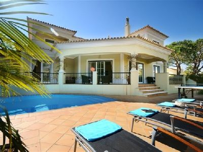 Photo for Luxury 3 Bedroom Villa in Dunas Douradas with Private Swimming Pool F211