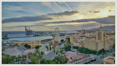 Photo for Holiday apartment Málaga for 2 - 8 persons with 4 bedrooms - Holiday apartment