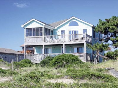 Photo for Sandcastle Too  OCEANFRONT in Avon w/HotTub, PetFriendly