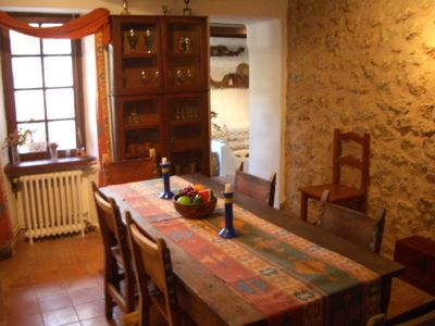 Photo for Traditional cottage with modern comfort - quiet surroundings - nearby Palma.