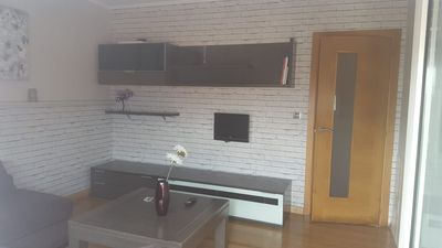 Photo for Central apartment with views