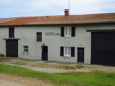 Photo for Romantic, authentic village house 30 minutes from Sedan