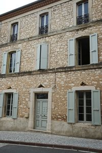 Photo for Beautiful village house near the Etang de Bages (add to french version)
