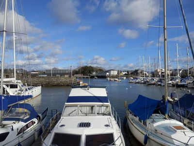 Photo for Large, comfortable family friendly home in the centre of Porthmadog.