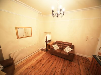 Photo for Stylish apartment in Victorian period property