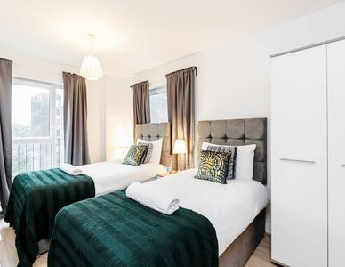 Photo for Ensuite apartment with free allocated parking- Giaa Homes