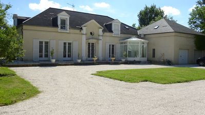 Photo for Big and beautiful villa on 2500m² up to 10 pers