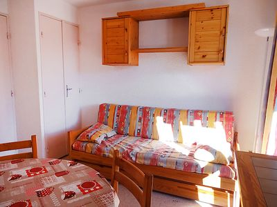 Photo for Apartment Chalets du Soleil in Les Deux Alpes - 5 persons, 1 bedrooms