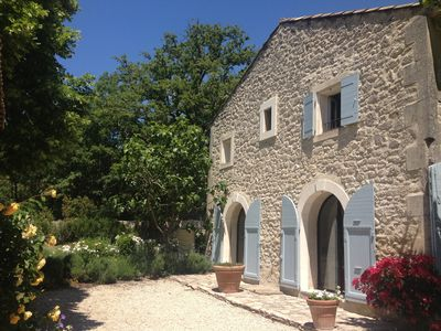 Photo for Lacoste -A beautiful Provencal farmhouse