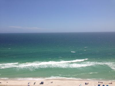 Photo for **BEAUTIFUL CONDO WITH BREATHTAKING VIEW OF GULF OF MEXICO**