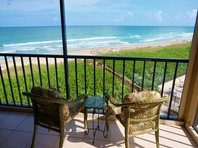 Photo for Enjoy Gorgeous, Oceanfront Views From This Spacious 2/2 Condo!