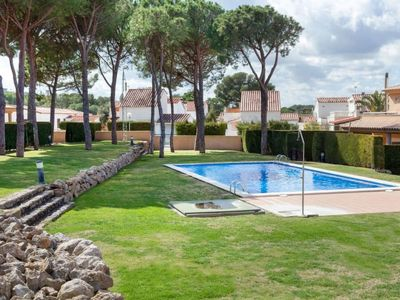 Photo for 3 bedroom Villa, sleeps 6 in l'Escala with Pool and WiFi