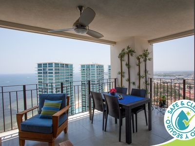 Photo for Bay View Condo w/ Large Balconies | Pools, Tennis, Great for Families