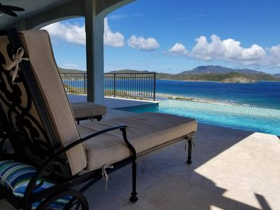 Photo for 1BR Villa Vacation Rental in Coral Bay, St John, St John