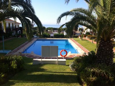Photo for VILLA WITH POOL IN MARBELLA