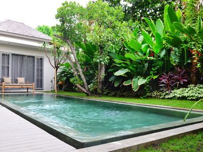 Photo for 3 BR POOL Villa at finn beachclub canggu