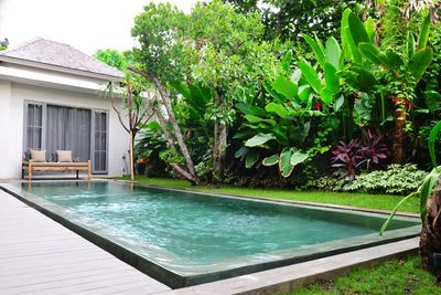 3 BR POOL Villa at finn beachclub canggu
