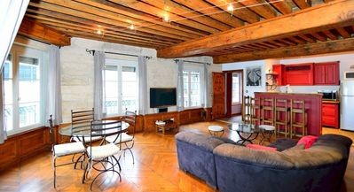 Photo for 1BR Apartment Vacation Rental in Lyon-1ER-Arrondissement