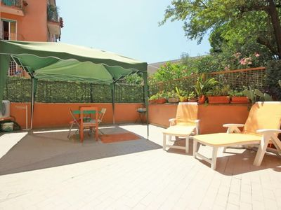 Photo for Apartment in Rome with Internet, Air conditioning, Lift, Washing machine (368772)