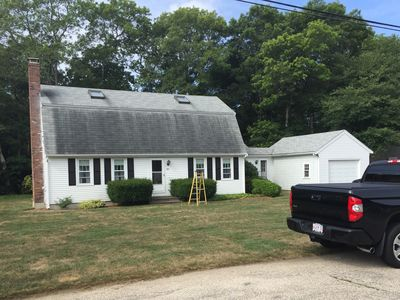 Photo for Beutiful Cape Cod home in Falmouth Ma  - Teaticket location - salt water access