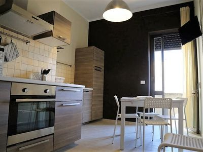 Photo for Holiday house Trilocale Grecale Salve