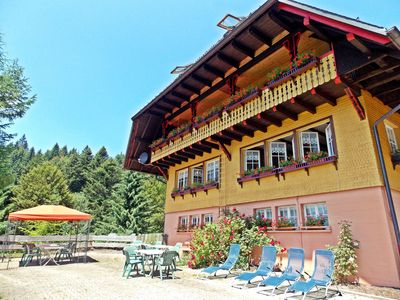 Photo for Comfortable property on a hill in the south. Hochschwarzwald with panoramic views