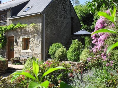 Photo for Child Friendly Cottage with OWN private heated pool (May-Sept). Wi-Fi.