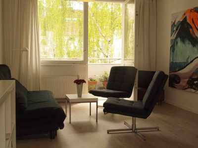 Photo for Modern 2-room apartment in Berlin-Wedding