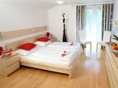 Photo for Double room shower / WC - first mountain Hotel Montafon