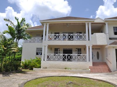 Photo for Walking to Holetown and the Beach! Swimming Pool, Cook Service, AC, Free Wifi, Family Villa