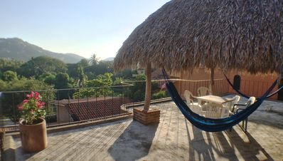 Photo for A short, easy walk to La Ropa Beach on Zihuatanejo Bay