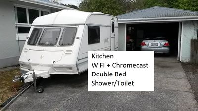 Photo for Cosy Caravan Stay in Greymouth