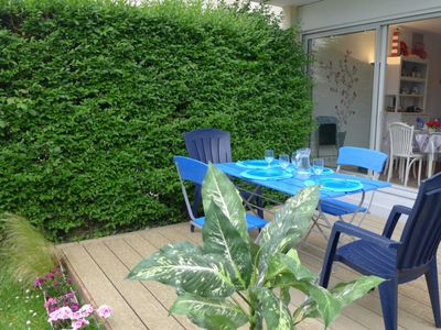 Photo for Apartment Le Garden in Cabourg - 4 persons, 1 bedrooms