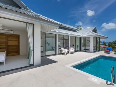 Photo for Sam-kah Villa Jade, 2-bedroom, Private pool, Big Buddha