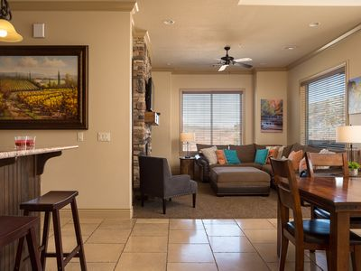 Photo for Recently Remodeled Condo North of St George