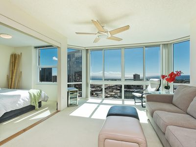 Photo for 2BR/2BA Beautiful OCEANVIEW 3 month min- Traveling Nurses/Professionals/Military