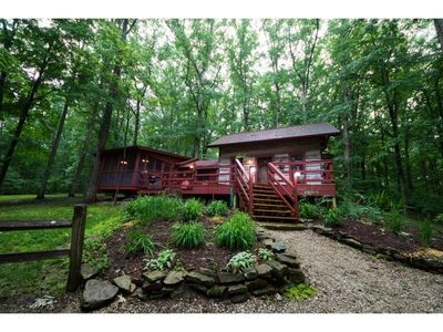 Photo for Enjoy, Relax and Renew at Grandma Barnes Cabin!