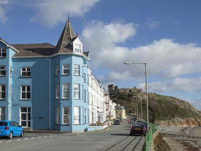 Photo for THE TOWERS - ARDUDWY, romantic in Criccieth, Ref 1009046