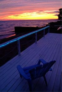 Photo for Lake Front Cottage With Private Beach