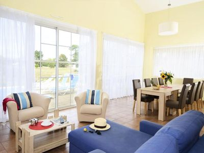 Photo for Residence Odalys Les Greens du Bassin *** - Villa 4 rooms 8/10 persons
