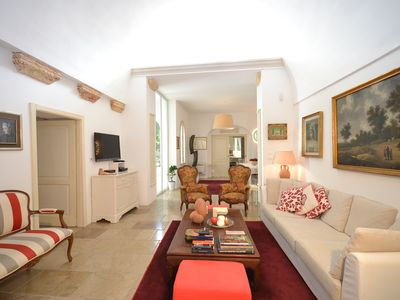 Photo for Magnificent 4 bedroom Villa in Tiggiano (Q5999)