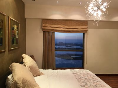 Photo for Amazing Sea View Artistic Apartment - Jumeirah Beach Residence