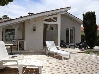 Photo for Charming house Cassy Lanton 6 pers Bassin Arcachon