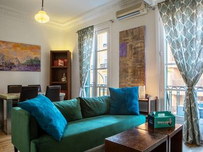 Photo for Cozy 2Bed Apt in Chamberí, 4mins to metro