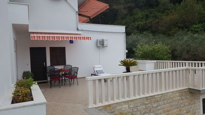 Photo for Apartment Dena  A2(2+1)  - Bogomolje, Island Hvar, Croatia